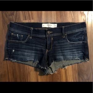 Abercrombie & Fitch Jean Shorts